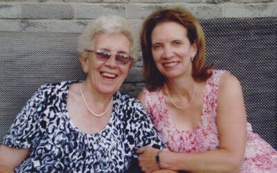 Walking in Memory of my Mom
